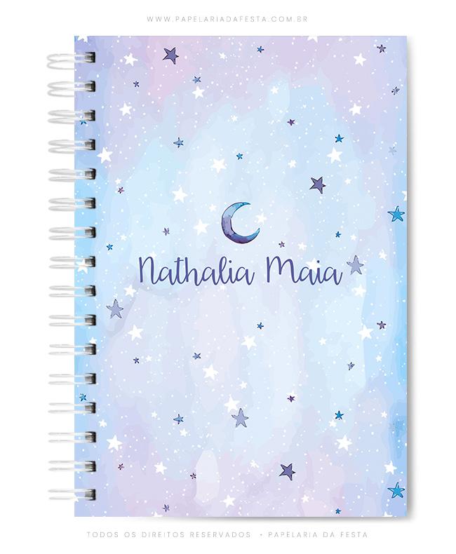 Caderno Estrelas